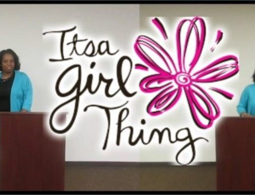 April 30, 2016 – It's A Girl Thing Conference